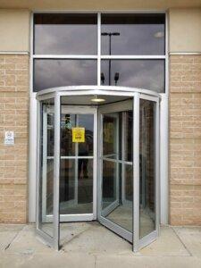 Giant Eagle Door